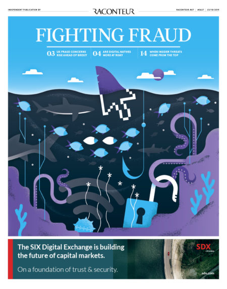 Fighting Fraud Cover