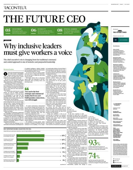 CEO Cover