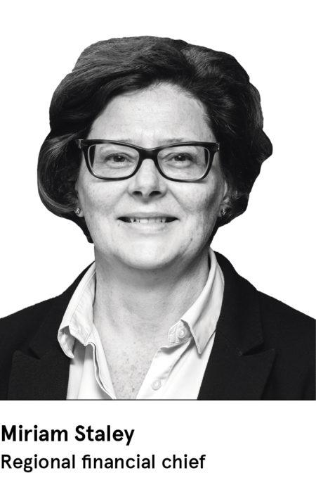 Miriam Staley
