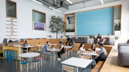 Headspace office: creating a mentally-healthy workplace