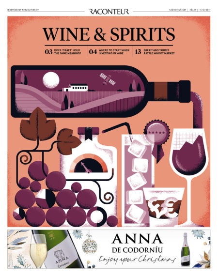 Wine & Spirit cover
