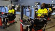 Mali gold mine automation