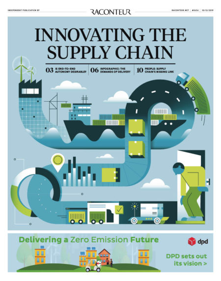 Supply chain cover image