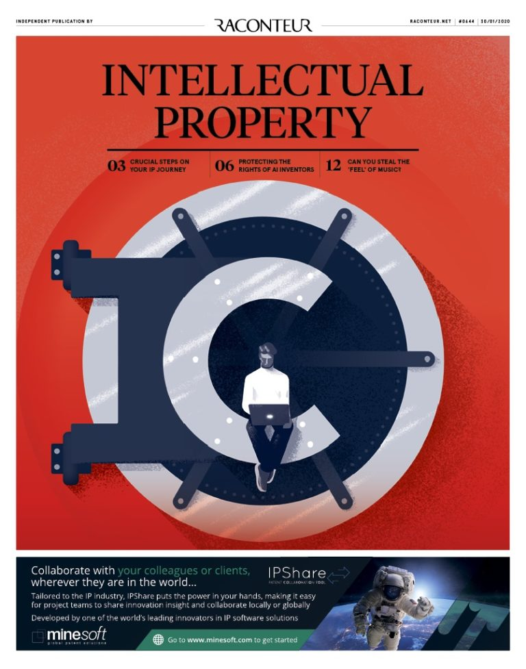Intellectual Property 2020 cover