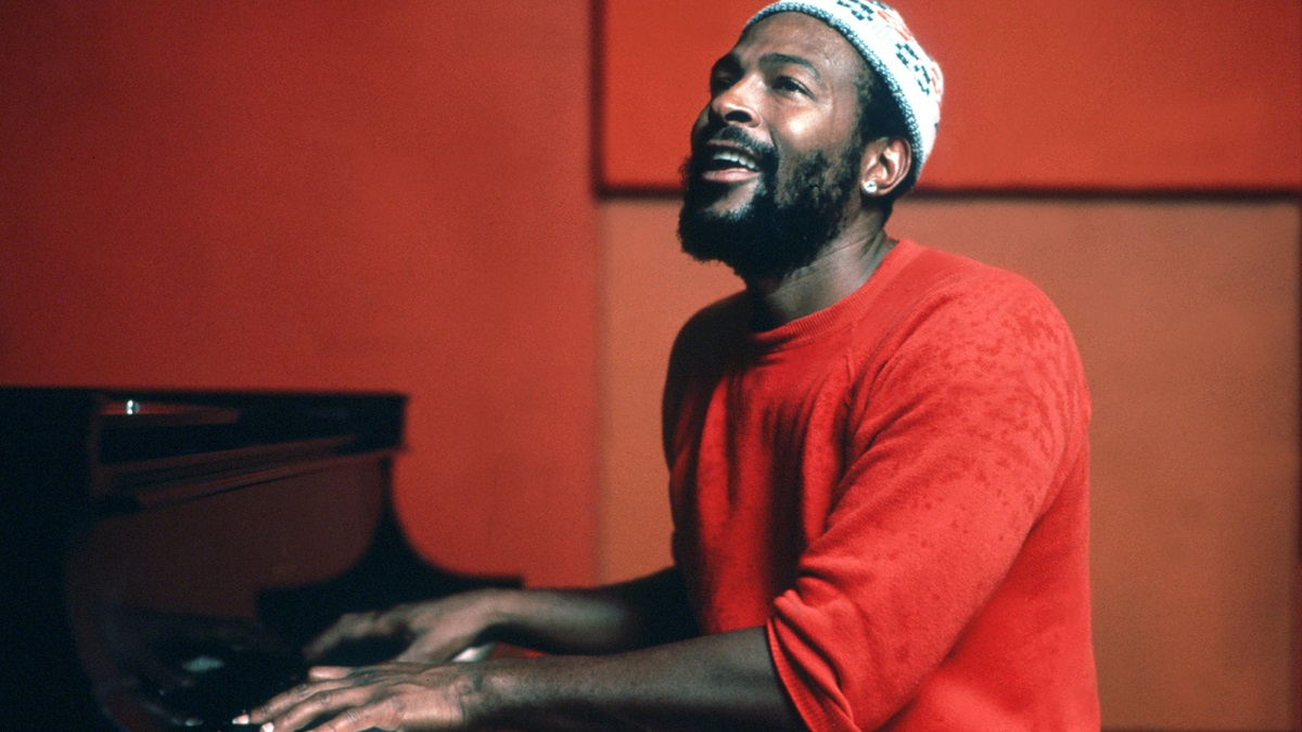 Music IP infringement, Marvin Gaye
