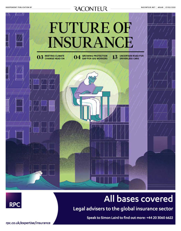 Future of Insurance 2020 Cover