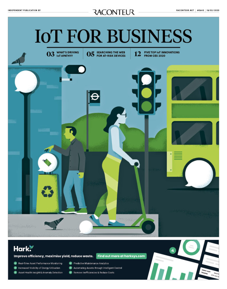 IoT 2020 cover