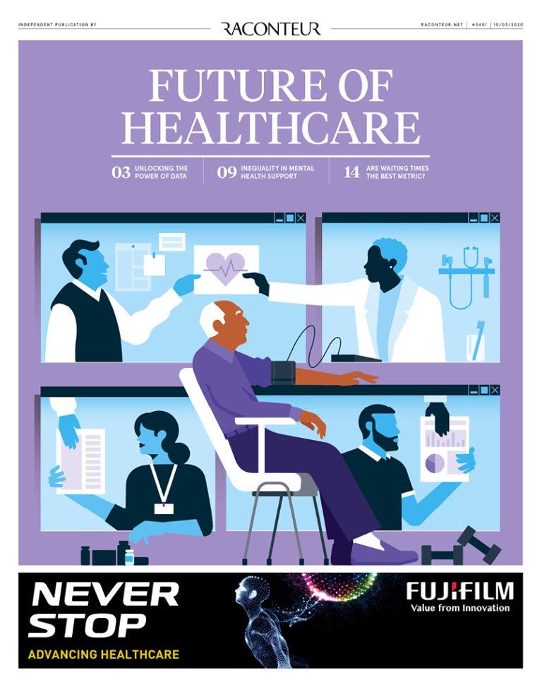 Healthcare 2020 cover