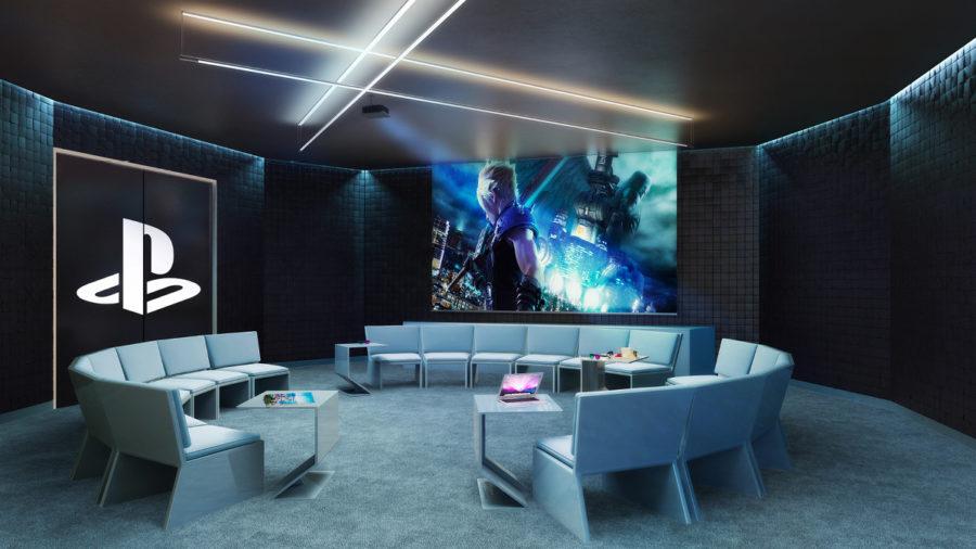 PlayStation headquarters