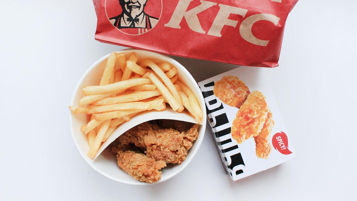 KFC woes
