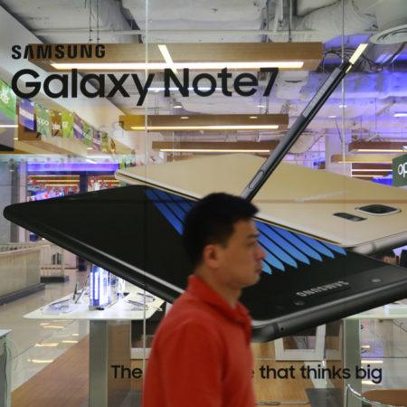 Samsung turnaround