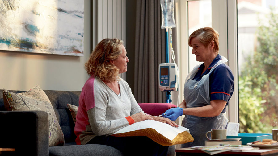 Healthcare at Home advertorial