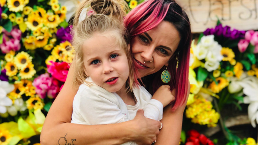 Fighting for medical cannabis