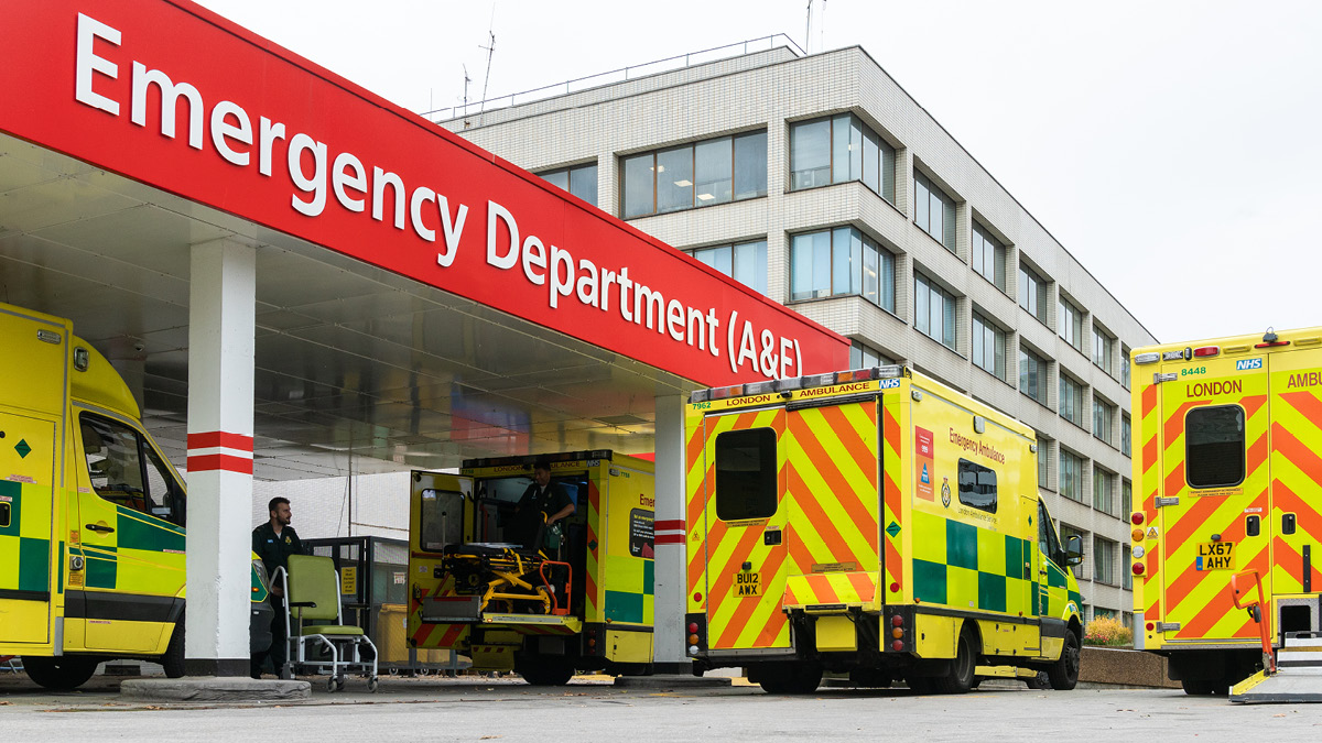 A&E waiting times: really the best measure of NHS success?