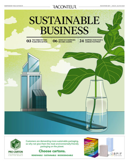 Sustainable Business cover