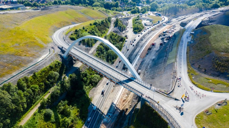 Investing infrastructure