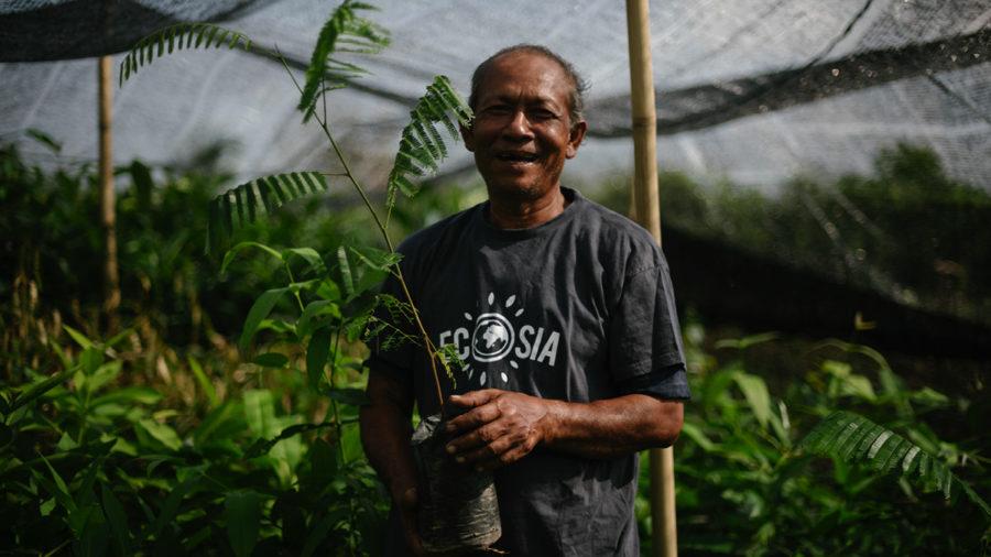 Ecosia employee