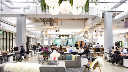 Repurpose high street for offices