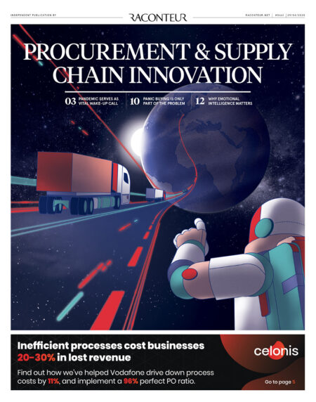 Procurement and supply chain cover