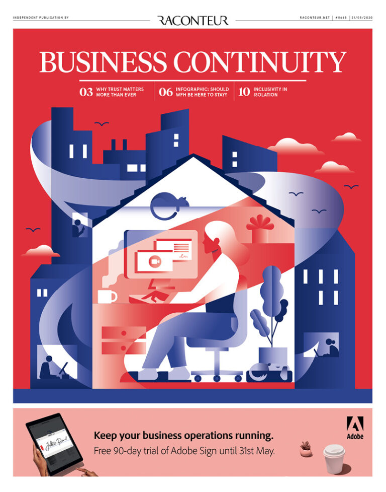 Business Continuity Adobe