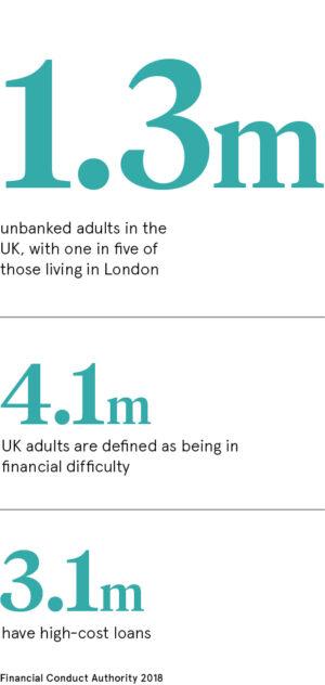 Financial inclusion data