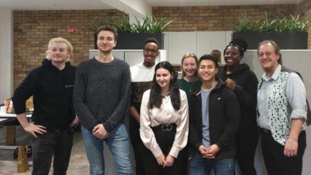 A 2019 Automation Logic DevOps Academy cohort