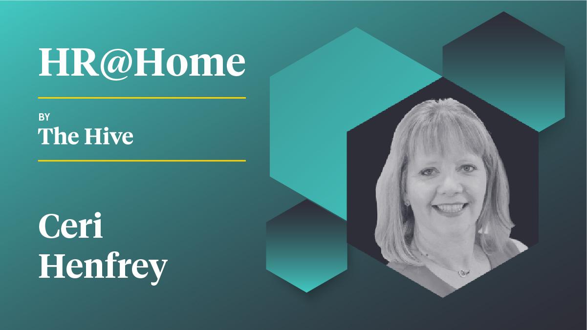 the hive hr@home ceri henfrey