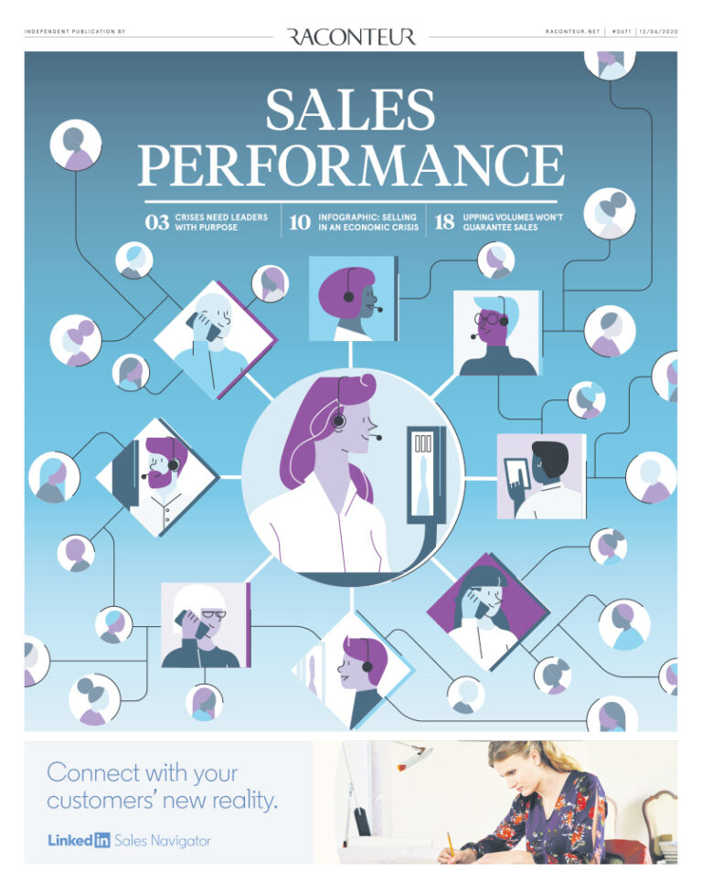 Sales Performance 2020 cover