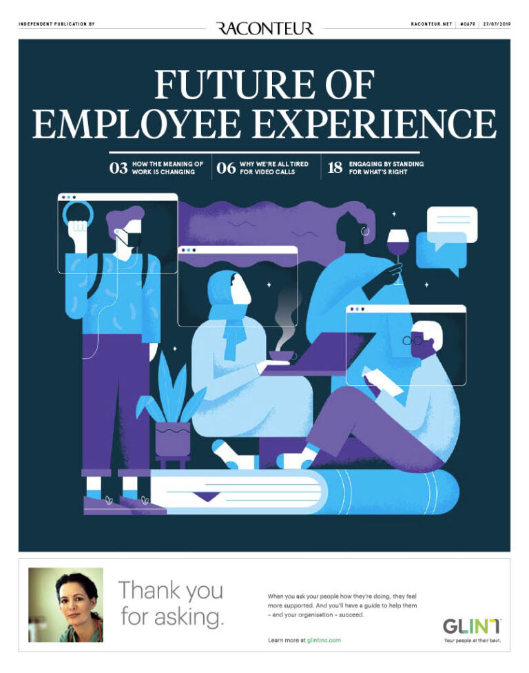 Employee experience cover