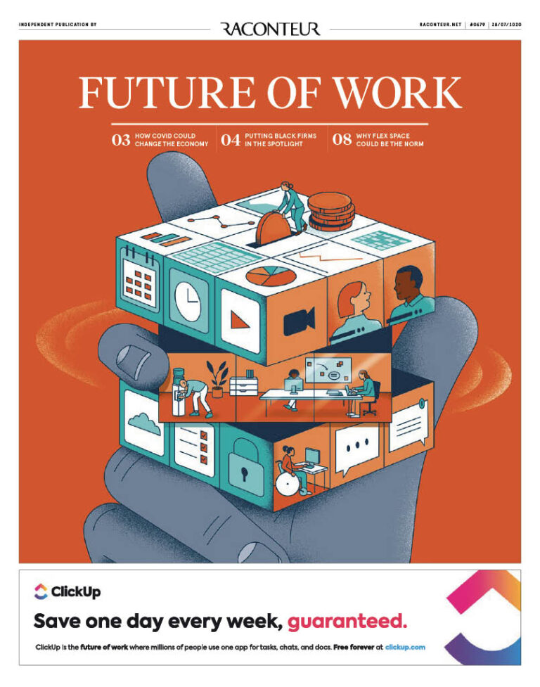 Future of Work cover 2020