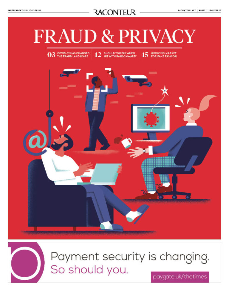 Fraud & Privacy cover