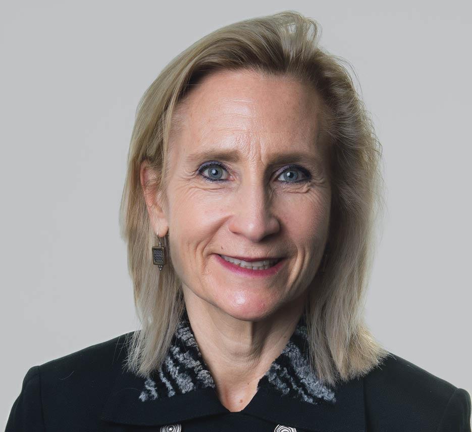 SFO director Lisa Osofsky