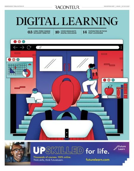 Digital Learning cover
