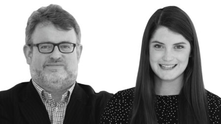 Robin Knowles and Louise Stokes, Digital Leaders