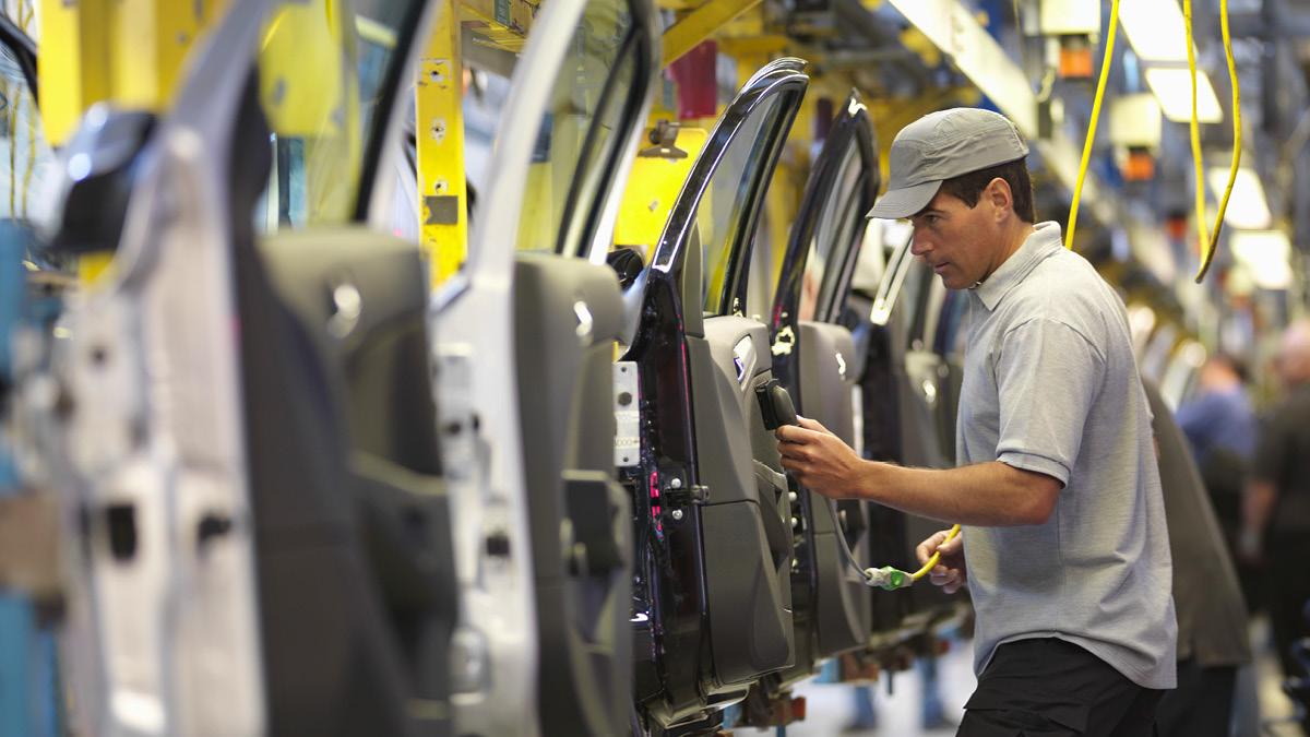 Reshoring supply chain
