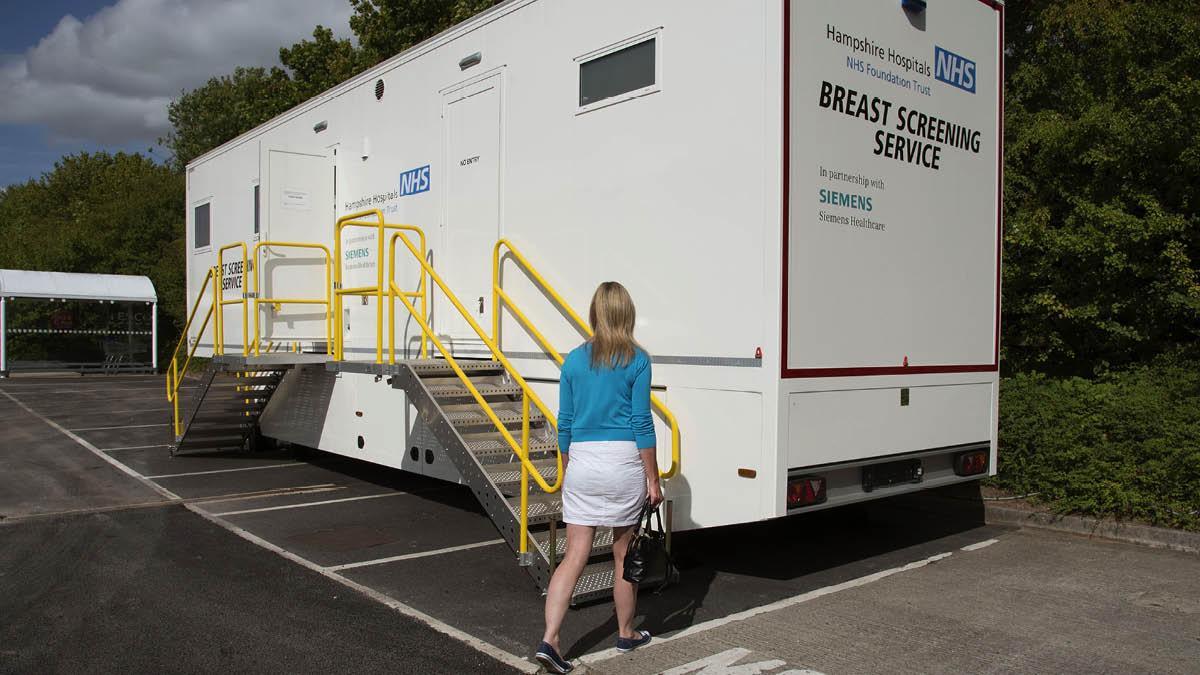 Rapid diagnosis centres