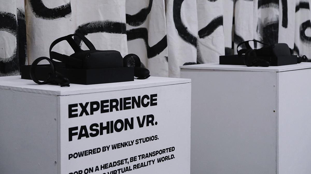Fashion virtual