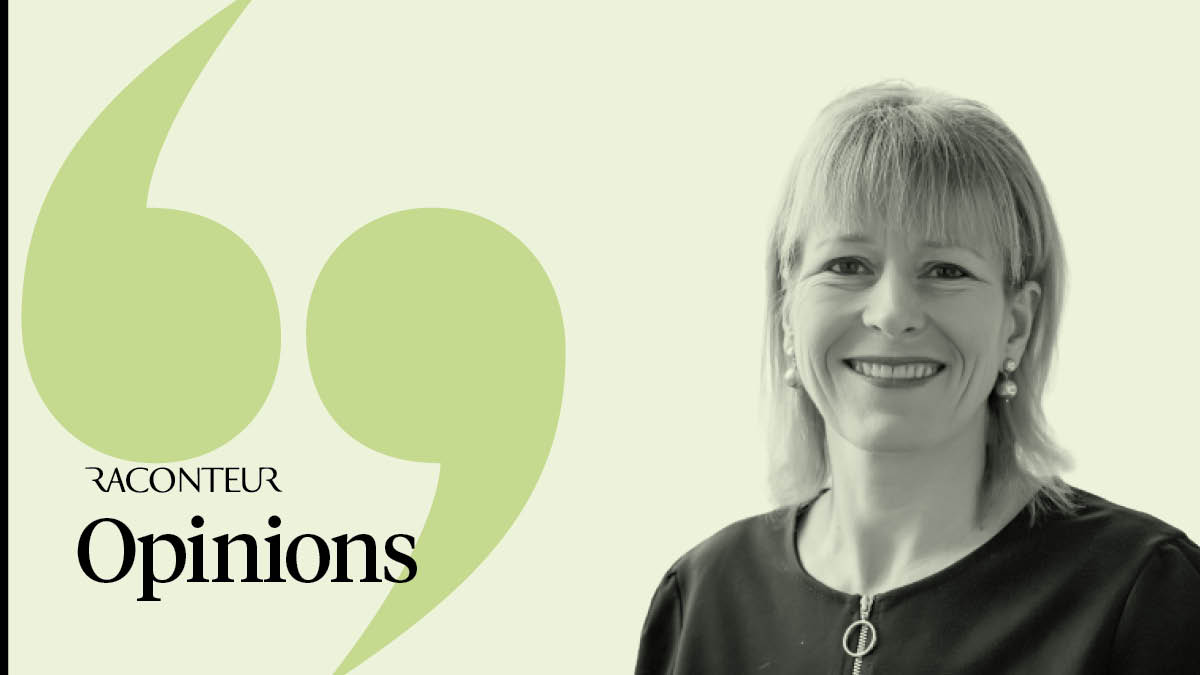 Charlotte Crosswell, CEO, Innovate Finance
