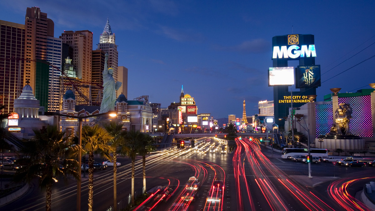 Las Vegas is using IoT technology to help city personnel make better decisions