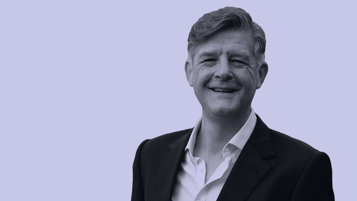 Stephen Chadwick, chief executive of risk mitigation data science experts Shepherd