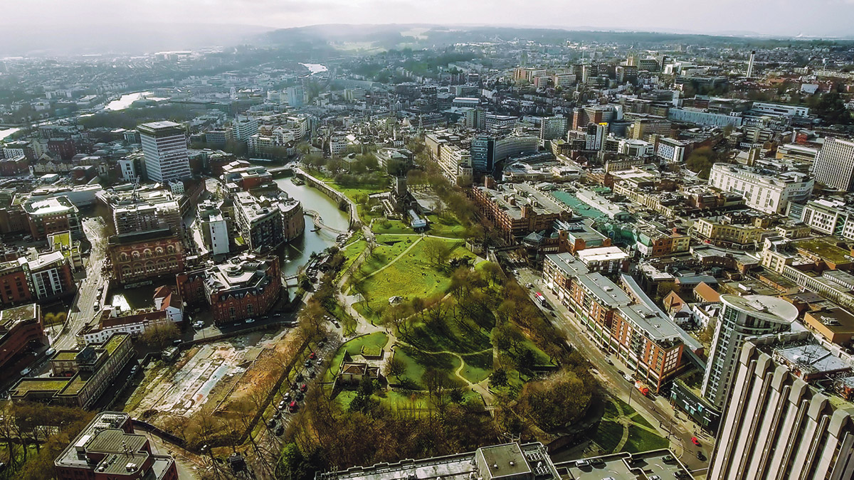 Bristol, which was the first UK city to declare a climate emergency, is just one of many local authorities battling to attract investment in green projects