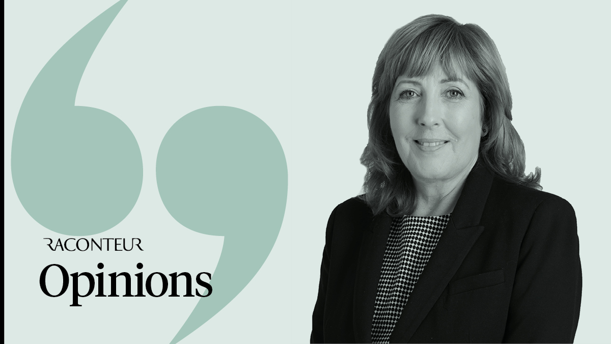 Fiona Reynold, Chief executive, Principles of Responsible Investment