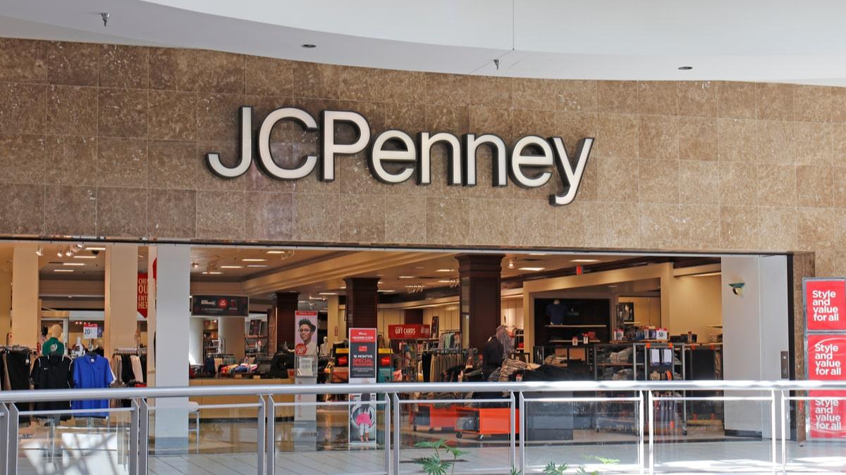 JCPenney zombie company