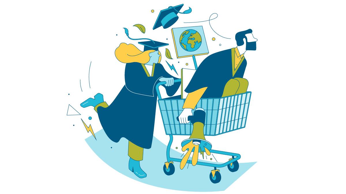 procurement career gen z