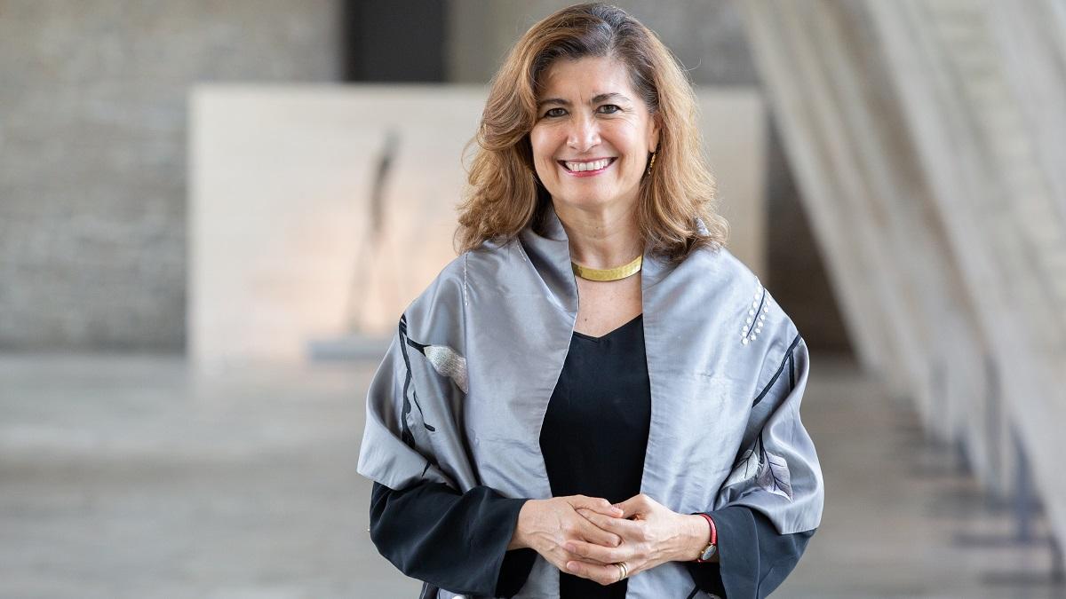 Unesco's Gabriela Ramos