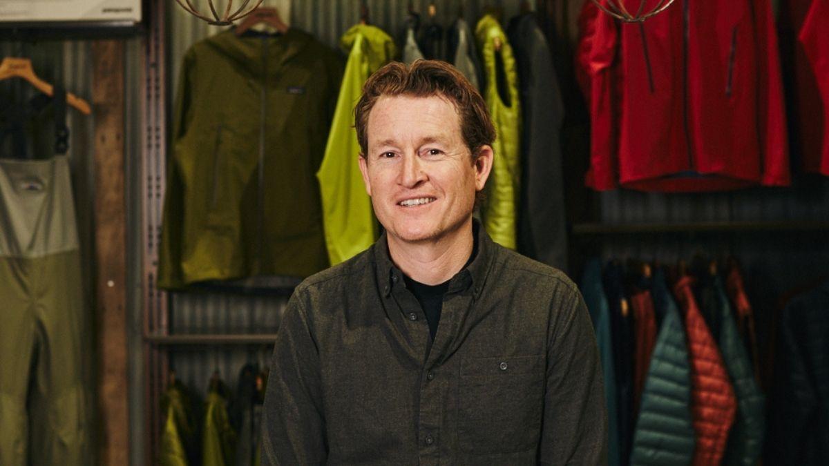Patagonia CEO Ryan Gellert