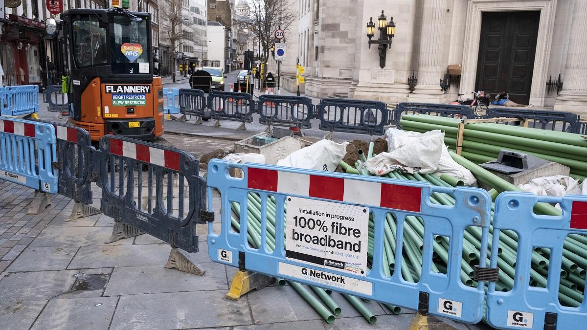 Fibre Broadband Installation In London