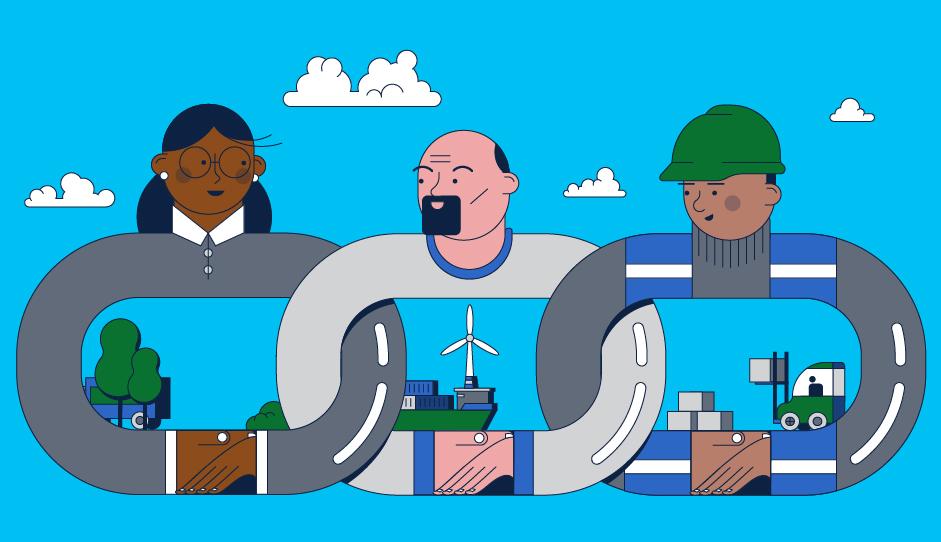 Establishing ethical supply chain strategies